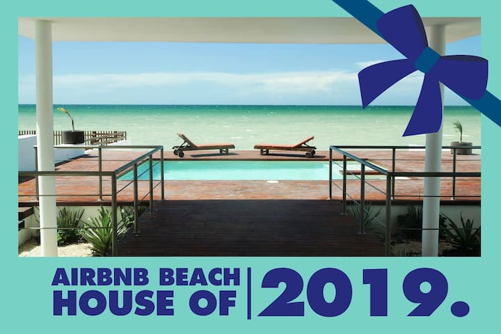 Beach House featured in 2019 AIRBNB TV ADS!