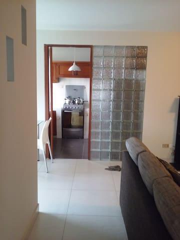 Av. Javier Prado San Borja - San Borja - Apartment