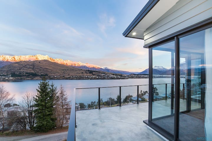 Reduced Rates - 5 on The Hill Queenstown Luxury