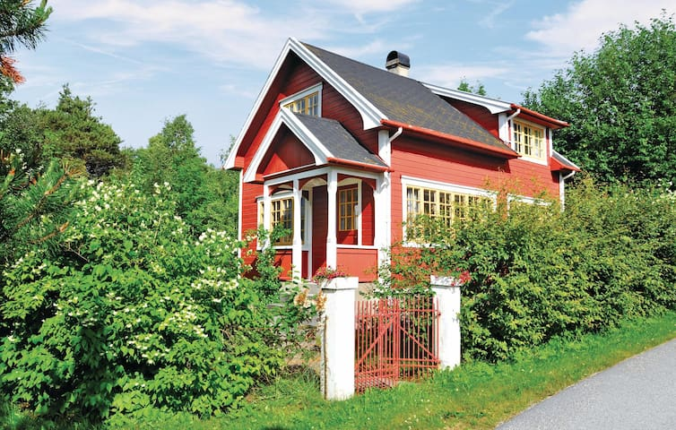Holiday cottage with 2 bedrooms on 110m² in Sjøholt