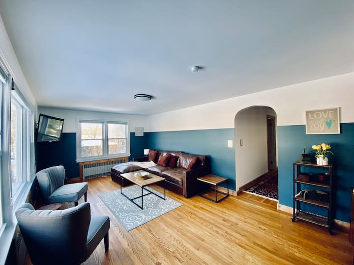 #1  - STAY WITH A SUPERHOST - BEAUTIFUL 3 BR APT!
