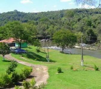 Cachoeira Monjolinho - Corumbá de Goiás