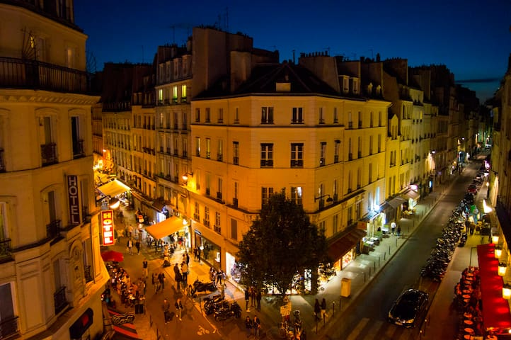Romantic 20mts studio - IN THE HEART OF PARIS. - Paris-6E-Arrondissement