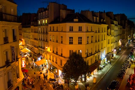 Romantic 20mts studio - IN THE HEART OF PARIS. - Paris-6E-Arrondissement - Квартира