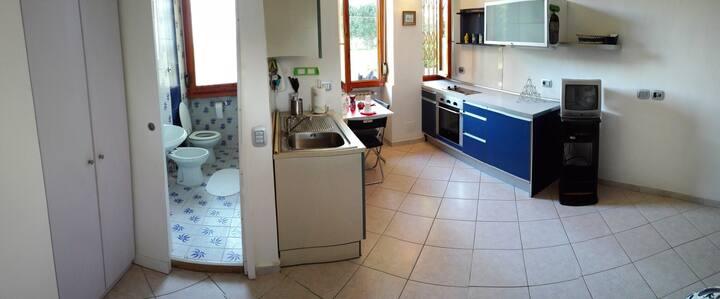 Ripa's cozy studio (Firenze sud)