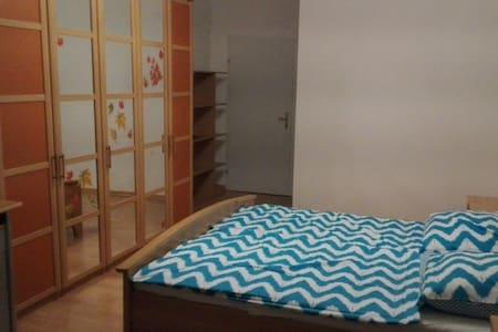 Top Zimmer mit genialen Stadtblick - Graz - Lägenhet