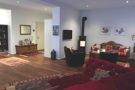 Luxurios apartment in Brig in the heart of Valais