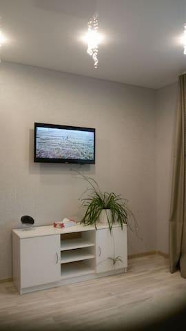 Comfortable flat for one or two gest - Korsakov - Apartamento