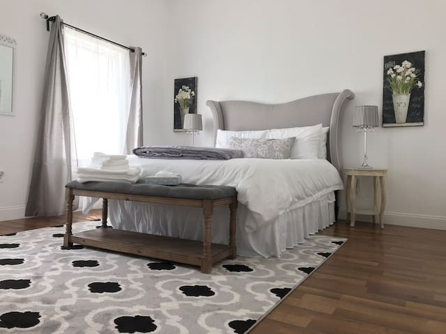 Cozy Suite in Boutique Style Building