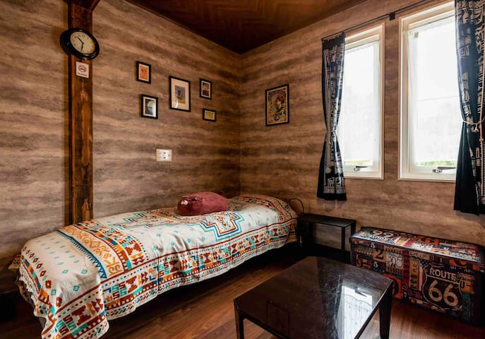 Comfortable! Cynthia House -Dormitory (Bed A)