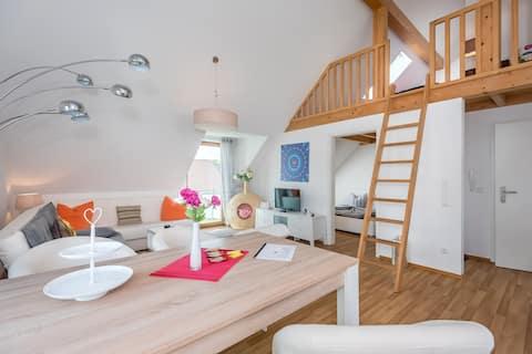 Moderno apartamento con equipamiento completo y Wi-Fi