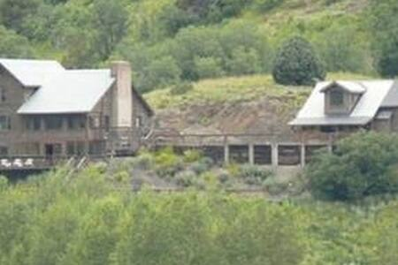 Marble Lodge on Beaver Lake Campus - Marble - Luontohotelli