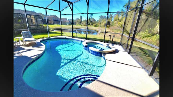 Privacy at its finest!!!   Great Private Location.