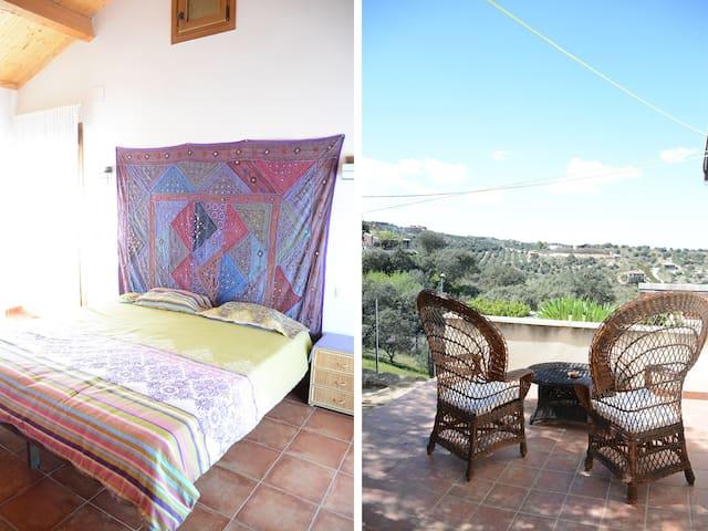 En plena naturaleza cercano a Casco Antiguo,Toledo - Toledo - Apartamento