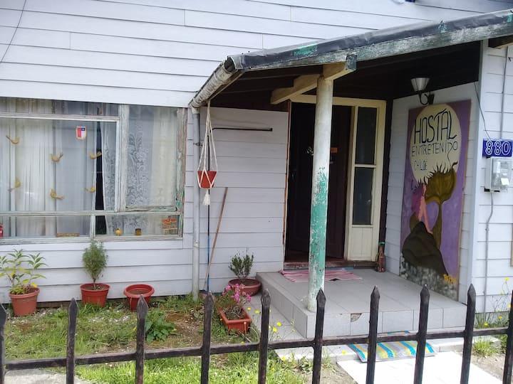 Casa de huespedes