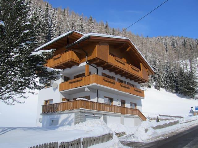 Holiday Home Nairz, Ahrntal, App. Alpenrose