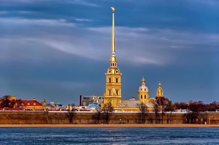 Петропавловская крепость | Peter and Paul Fortress