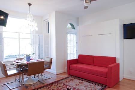 Capitol Hill Beautiful One Bedroom