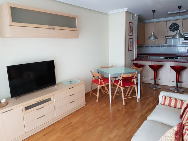 La perla de Luanco - Luanco - Apartment