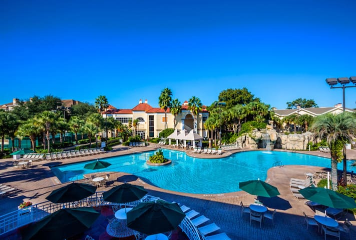 Sheraton Vistana Resort Villas in Orlando