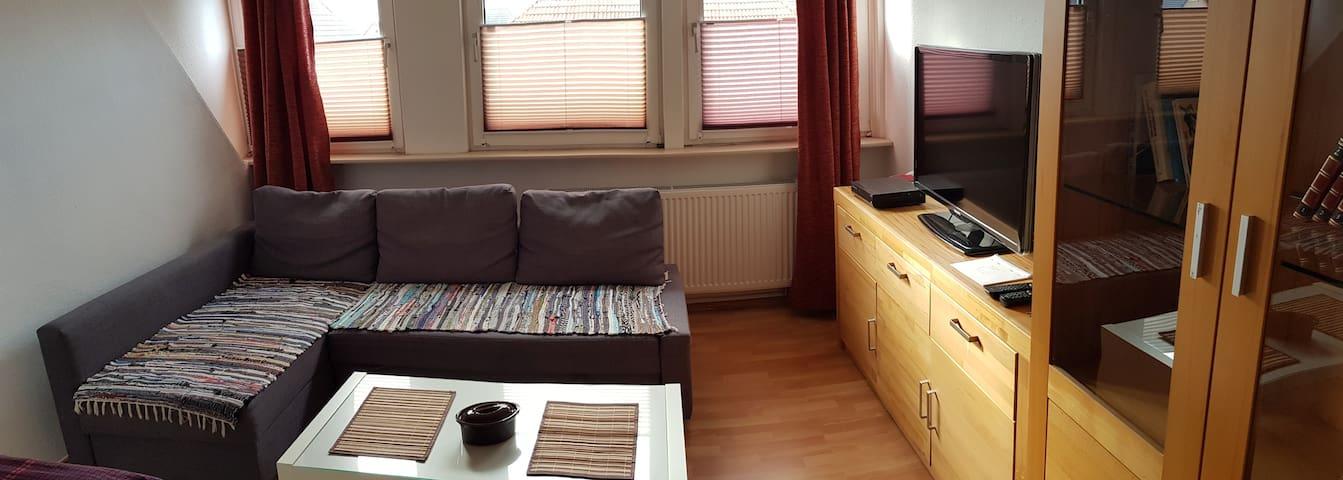 Apartment / Wohnung nähe Wolfsburg