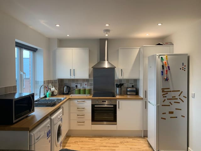 Shanklin Getaway  2 Bedroomed apartment with Wifi