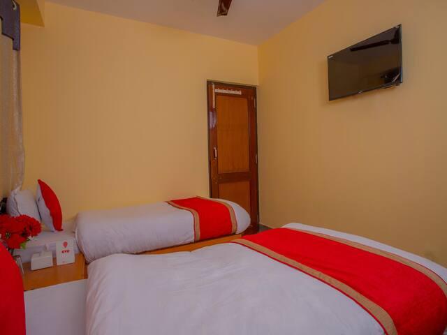 Private Room Deluxe At Kathmandu