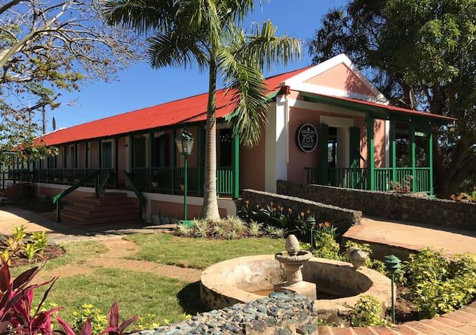 Hacienda Juanita - Robusta (#1) - Maricao - Boutique-Hotel