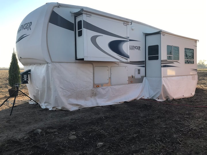 Spacious, Private RV for rent in Caldwell