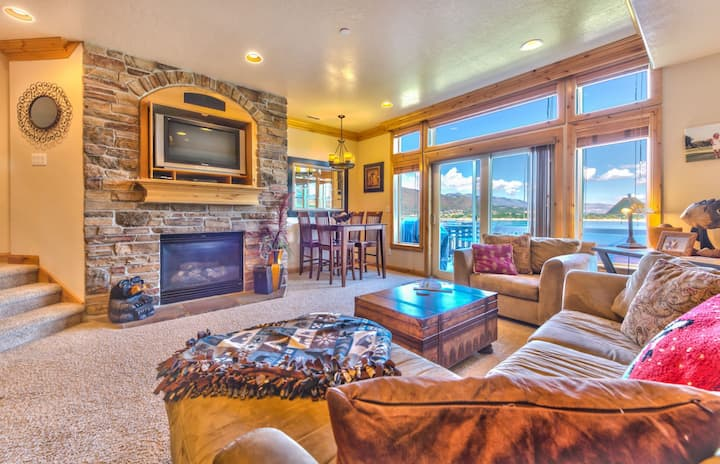Priorities: Hot Tub, Ski and Lake? Stay at the closest rentals to Snowbasin
