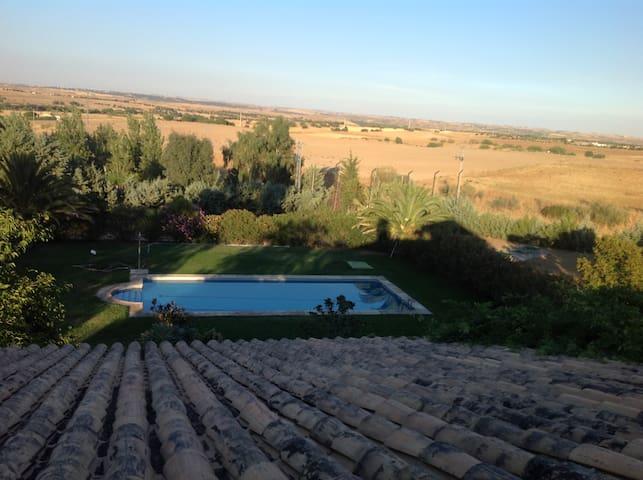 """Casa de Campo en Toledo """"La Jaralera CountryHouse"""" - Casarrubios del Monte"""