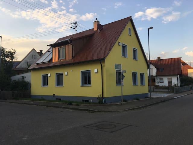 Ferienwohnung Wiedemann / Wohnung 1