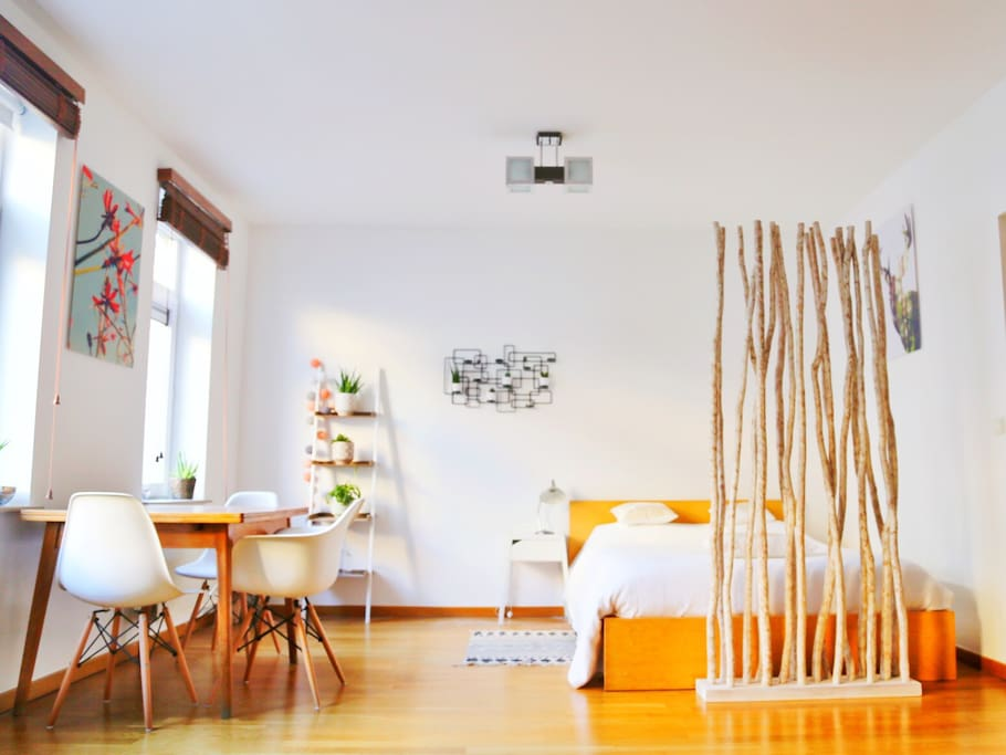 Zen Atmosphere In Ch Telain Appartamenti In Affitto A