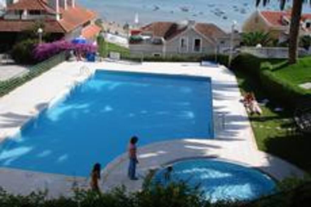 piscina da urbanização
