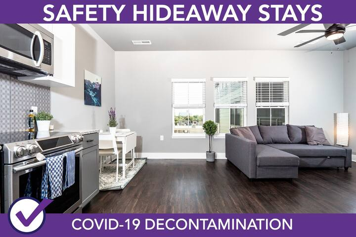 Safety Hideaway - Medical Grade Clean Home 28