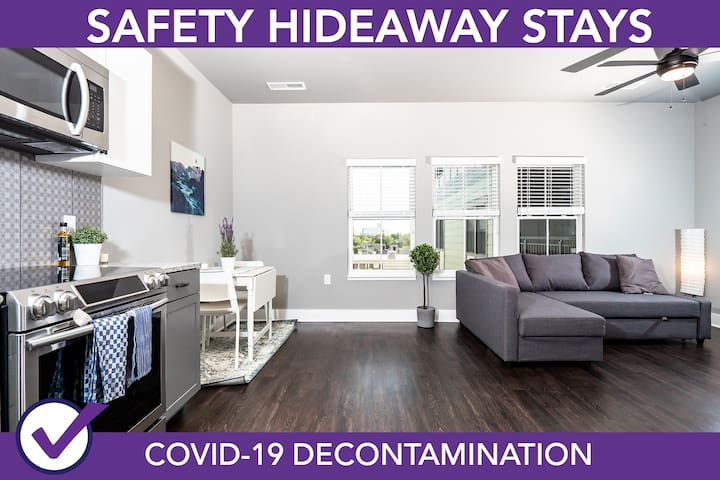 Beeker #516 · Safety Hideaway - Medical Grade Clean Home 28