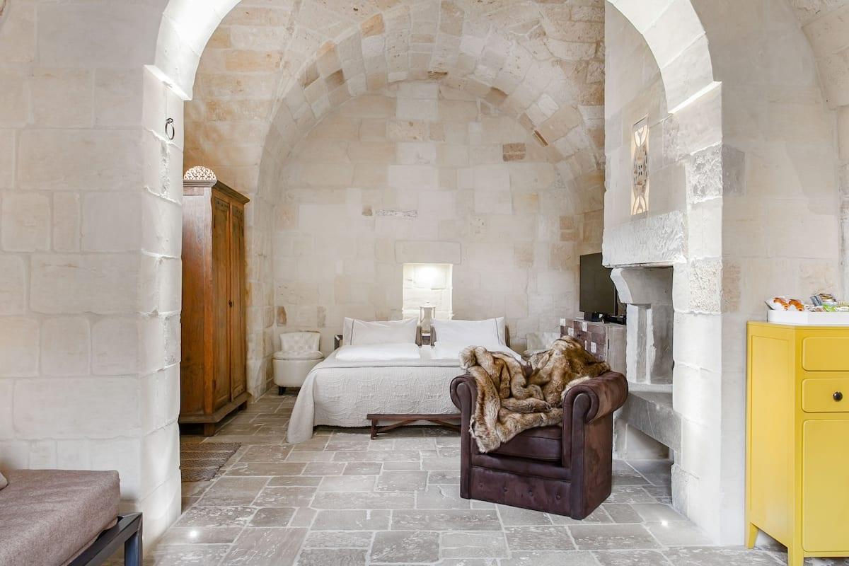 Romantica e suggestiva suite nel cuore della città