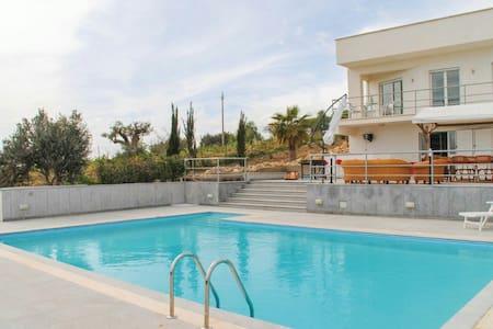 Casa vacanza Belvedere - Aragona - วิลล่า