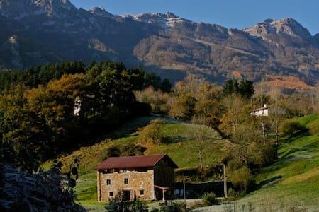 Caserio en parque natural de Aralar - Intza - House