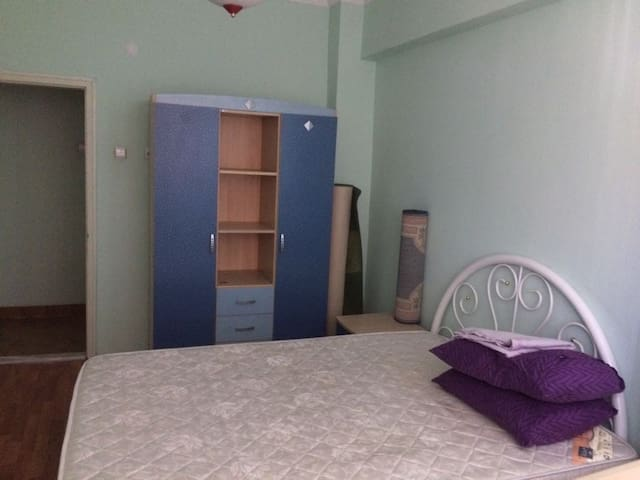 Private room with double bed welcomes you always