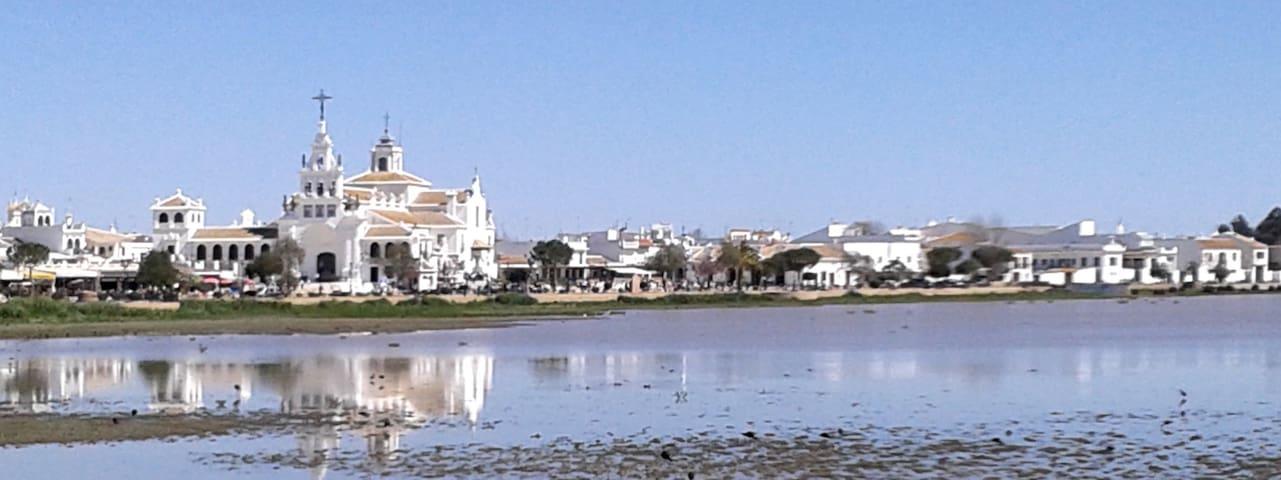Donana Finca, Landhaus mit eigenem Pool