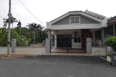Samsiah Guest House, Segamat (Shariah-compliant)