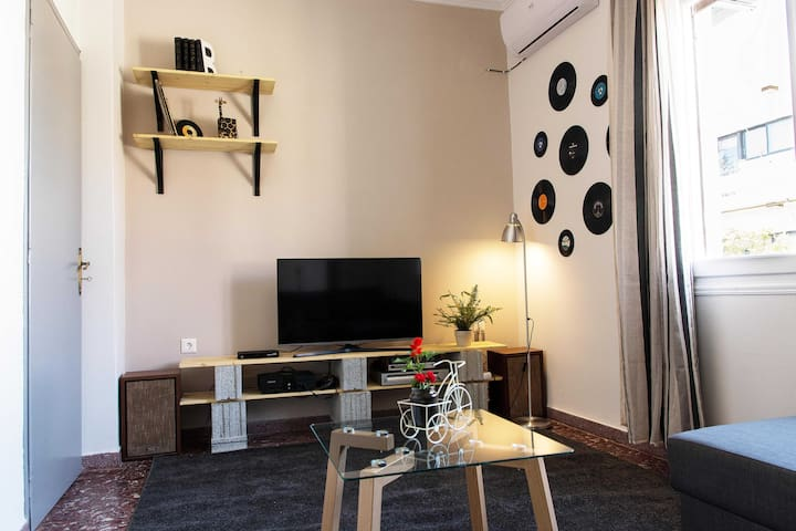 CCCA - City Center Comfy Apartment - Chania - Apartemen