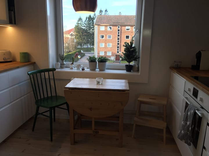 Apartment in Kristiansand, central