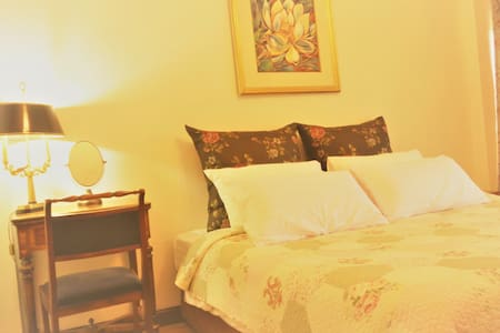 Magnolia 1BR: Downtown Chiangmai Cozy Suite - 清邁
