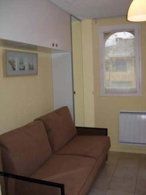 Lamalou les bains studio meubl appartements louer - Condition pour louer un appartement meuble ...