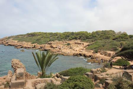 Charmante maison privée avec vue sur la mer - Boumerdès - Huvila