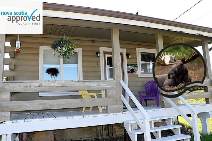 Moose - Grand River Cottage