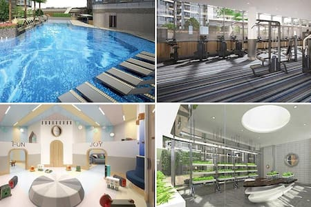 Super brand new condo with five-star facilities