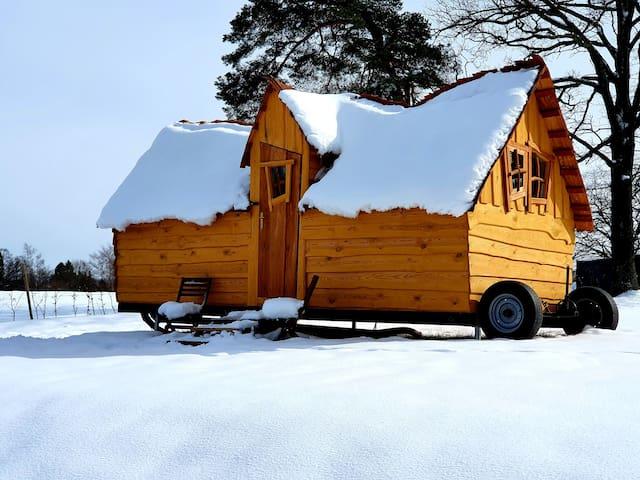La Cabane Magique